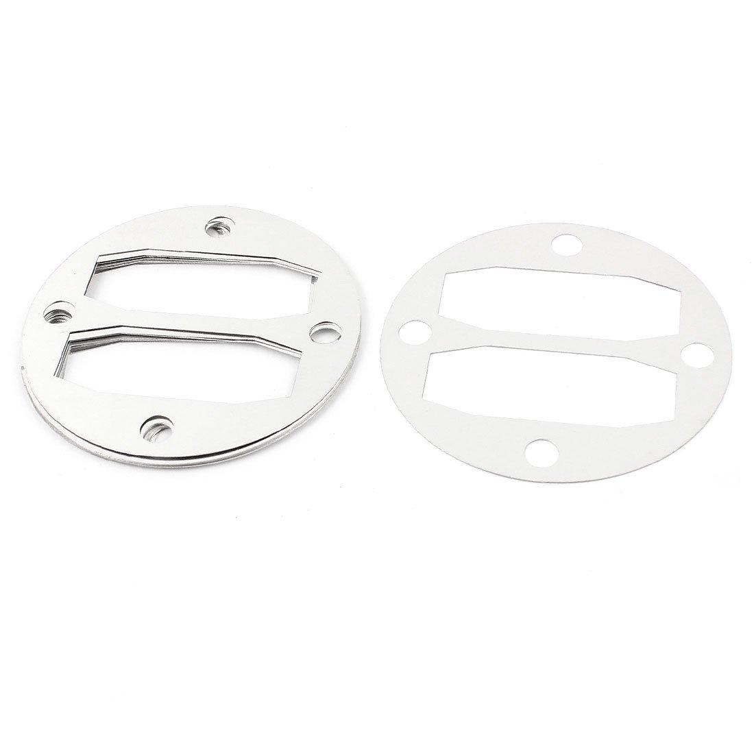 //® 15stk 72/mm aluminio Compresor De Aire Juntas arandelas de culata Sourcingmap/