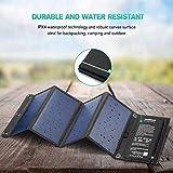 Nekteck 28W Portable Solar Panel