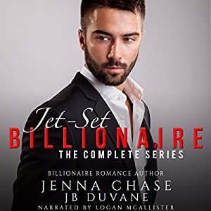 Jet-Set Billionaire Audiobook