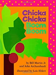 In this lively alphabet rhyme, the letters of the alphabet race up the cocunut tree. Will there be enough room? Oh, no - Chicka Chicka Boom! Boom!A told B, and B told C, I'll meet you at the top of the coconut tree. In this lively alphabet rh...