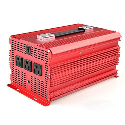 Buy 2000w power inverter 12v BEST VALUE, Top Picks Updated + BONUS