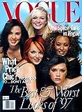Vogue Magazine - January 1998: Spice Girls Cover