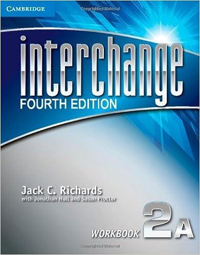 Interchange level 2 workbook a interchange fourth edition jack interchange level 2 workbook a interchange fourth edition 4th edition fandeluxe Gallery