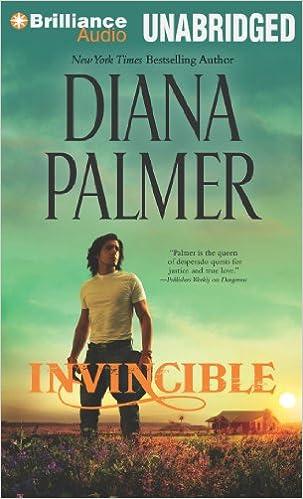 Invincible Long Tall Texans Series Diana Palmer Todd Mclaren