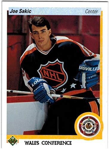 Amazoncom 1990 91 Upper Deck Quebec Nordiques Team Set