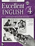 img - for Excellent English 4 Workbook with Audio CD book / textbook / text book