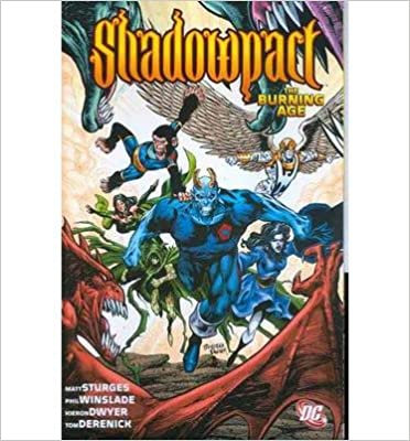 Shadowpact: The Burning Age (Shadowpact)- Common