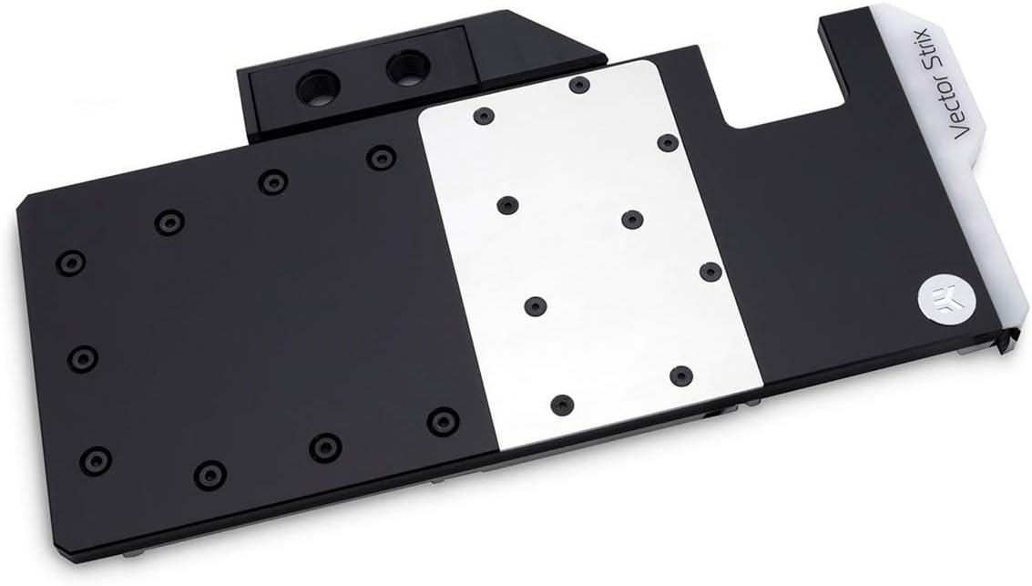 EKWB EK-Quantum Vector Strix RTX 2080 Ti GPU Waterblock, Digital RGB, Nickel/Acetal