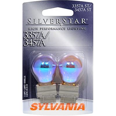 Sylvania 3357A/3457A ST SilverStar 29-Watt High Performance Signal Light: Automotive