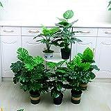 Fycooler Artificial Plants Potted, Artificial