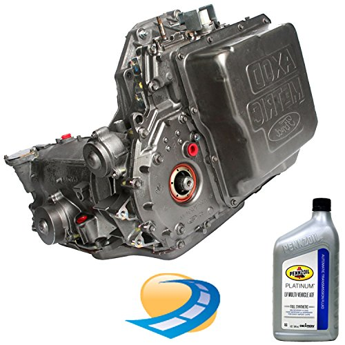 Lincoln Continental Transmission Fluid Pump, Transmission