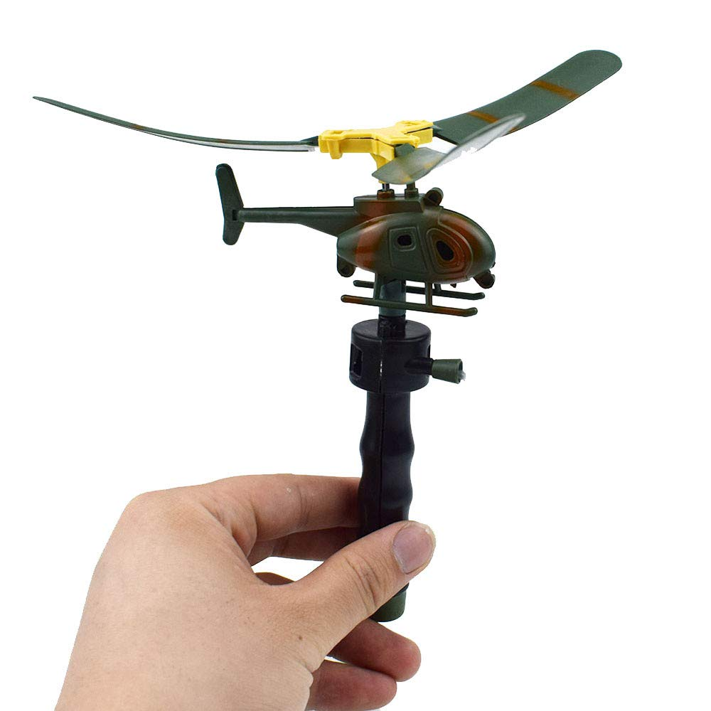 Helicopter Toys Hpapadks Funny Kids Outdoor Toy Drone Children's Day Gifts for Beginner