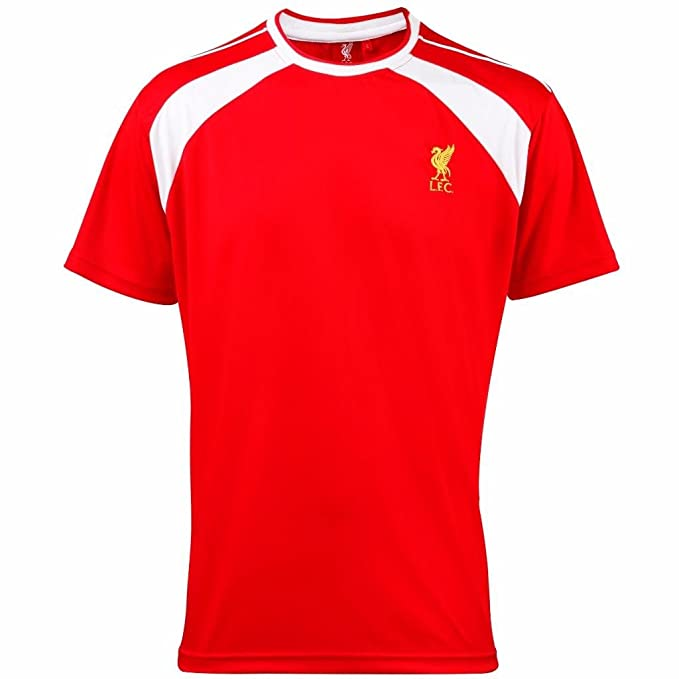 facc10ce5b5 Bang Tidy Clothing Liverpool Football Shirt Official Merchandise Shirts  GIFT BOX Red S  Amazon.co.uk  Clothing