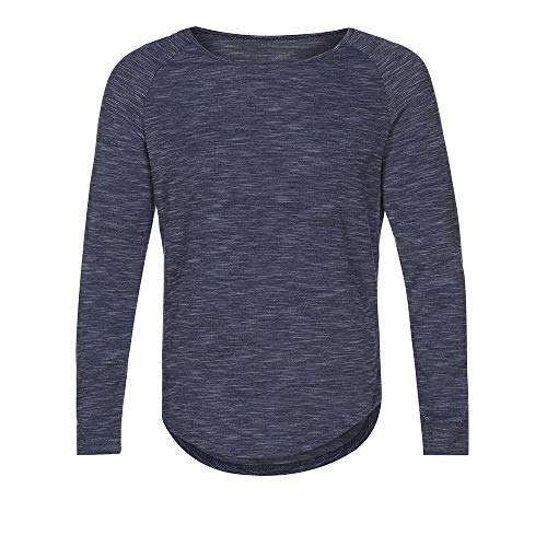 - Dress Shirts for Men,Long Sleeve T Shirt Men Slim Fit O-Neck Muscle Tee T-Shirt Casual Tops Blouse(S,Navy)