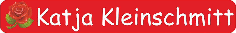 Federmappe 88 St/ück f/ür Kinder Lineale MIX Jungen INDIGOS UG/® Namensaufkleber Stifteaufkleber- 49x7 mm individueller Aufdruck Schule und Kindergarten Stifte personalisiert