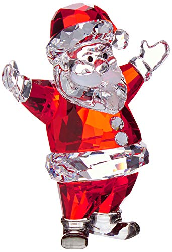 - Swarovski 5291584 Santa Claus, red and Clear Crystal