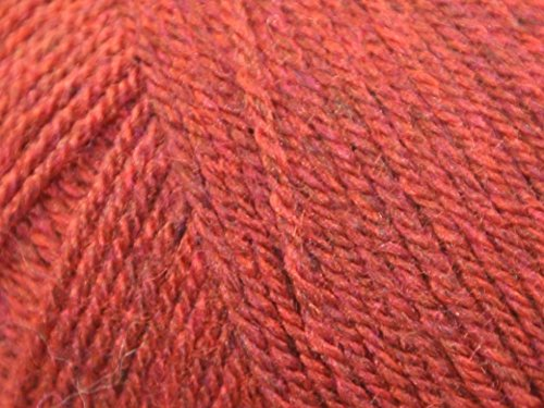 Sirdar Click Knitting Yarn DK 207 Apple Red - per 50 gram (Sirdar Click Dk Yarn)
