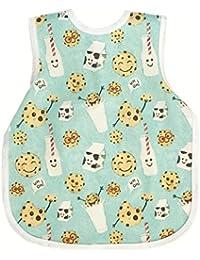 Baby Baby Bandana Bib Feeding Qualified Youre The Cookie To My Milk Cute Funny Food