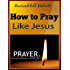 How To Pray Like Jesus: How to Pray the Lord's Prayer Effectively, a Prayer Book About the Lord's Prayer (Faith Alive)