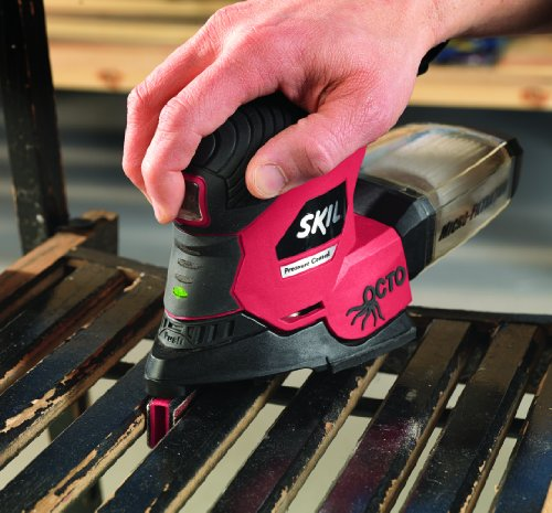 SKIL 7302-02 Octo Detail Sander with PC by Skil (Image #7)