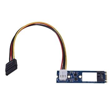 Asiright M.2 NGFF - Adaptador de tarjeta convertidor SATA a ...