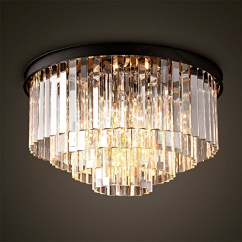 Ella fashion luxurious modern crystal chandelier lighting for Modern crystal chandelier for dining room