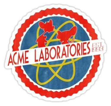 - Acme Labs Car Motorcycle Bicycle Skateboard Laptop Luggage Vinyl Sticker Graffiti Laptop Decals Bumper Stickers by august999