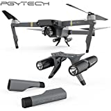 PGYTECH NEW Extended Landing Gear Leg Support Protector Extension LED Headlamp set Replacement Fit For Mavic Pro