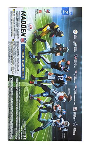 e0516cd41 McFarlane Toys EA Sports Madden NFL 19 Ultimate Team Tom Brady England  Patriots (Original Version
