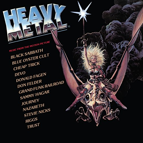 Heavy Metal (Music From the Motion Picture)(2LP)