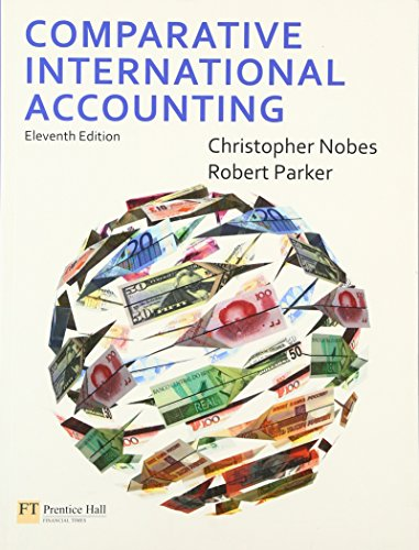 Comparative International Accounting (11th Edition)