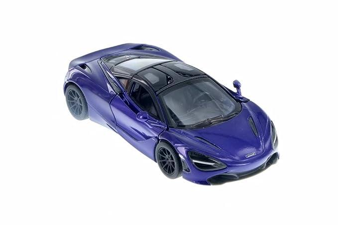 Amazon.com: ModelToyCars McLaren 720S Kinsmart 5403D - Juego ...