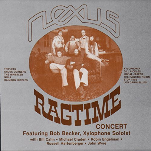 Price comparison product image Ragtime Concert by Nexus (2013-05-03)
