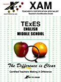 TEXES English Middle School, XAM Staff, 1581971079
