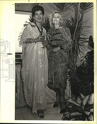 - Vintage Photos 1983 Press Photo Cynthia Gamboa and Diana Dupre at Champagne Lunch Event