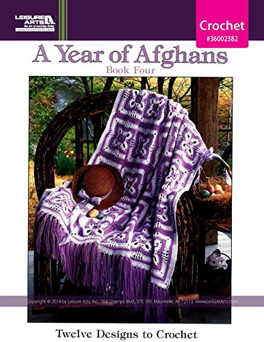 - A YEAR OF AFGHANS Book 4