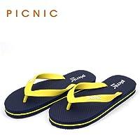Picnic Simple Thong Design Slipper for Men