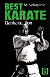 capa de O Melhor do Karatê Vol. 8: Gankaku, Jion: Volume 8