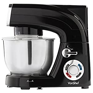 VonShef Stand Mixer – So far i really like it, allbeit that i got off to a