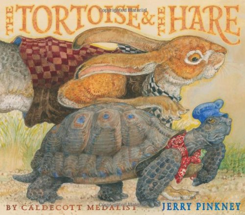 The Tortoise & the Hare (The Lion & The Mouse By Jerry Pinkney)