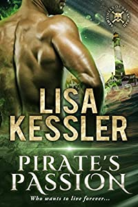 Pirate's Passion (Sentinels of Savannah Book 2)
