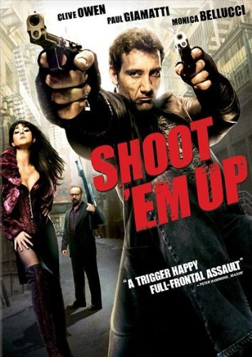 Shoot 'Em Up POSTER Movie (27 x 40 Inches - 69cm x 102cm) (2007) (Style G)