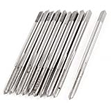Best uxcell Die Cutting Machines - uxcell 10 Pcs M2.5 H2 HSS 3 Flutes Review