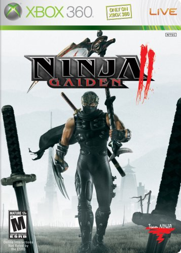 Amazon.com: Ninja Gaiden II: Artist Not Provided: Video Games