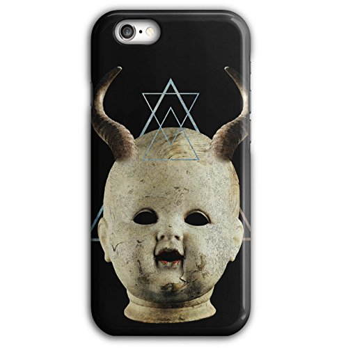 Prince Of Darkness Devil Costumes (Devil Goth Satan Horror Dark Prince iPhone 6 Plus / 6S Plus Case | Wellcoda)