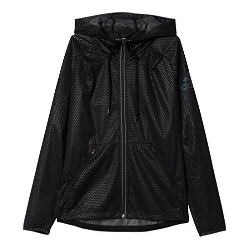 adidas Performance  Men's Climastorm Jacket, X-Large, Black