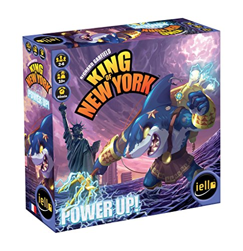 IELLO King of New York Power Up Board Game]()