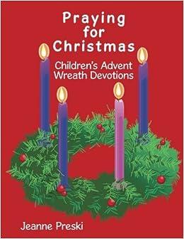 praying for christmas children 39 s advent wreath devotions. Black Bedroom Furniture Sets. Home Design Ideas
