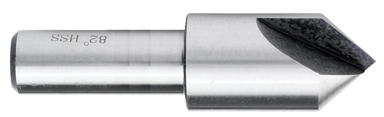 ITM CI-82-2464 3//8 82-Degree Single Flute Counter Sink 1 Pack
