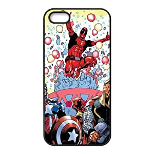 Magical strong man Cell Phone Case for iPhone 5S
